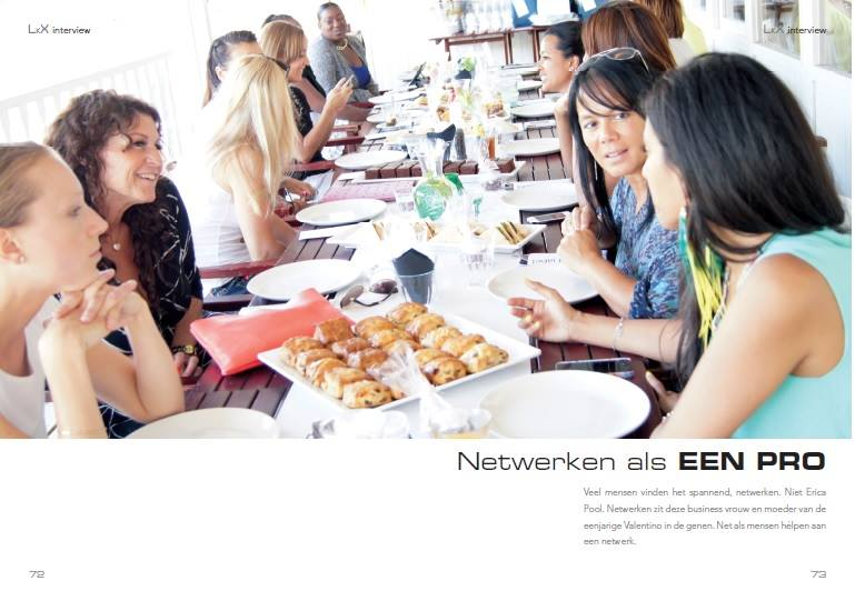 Lifestyle Business Club netwerk event Winactie