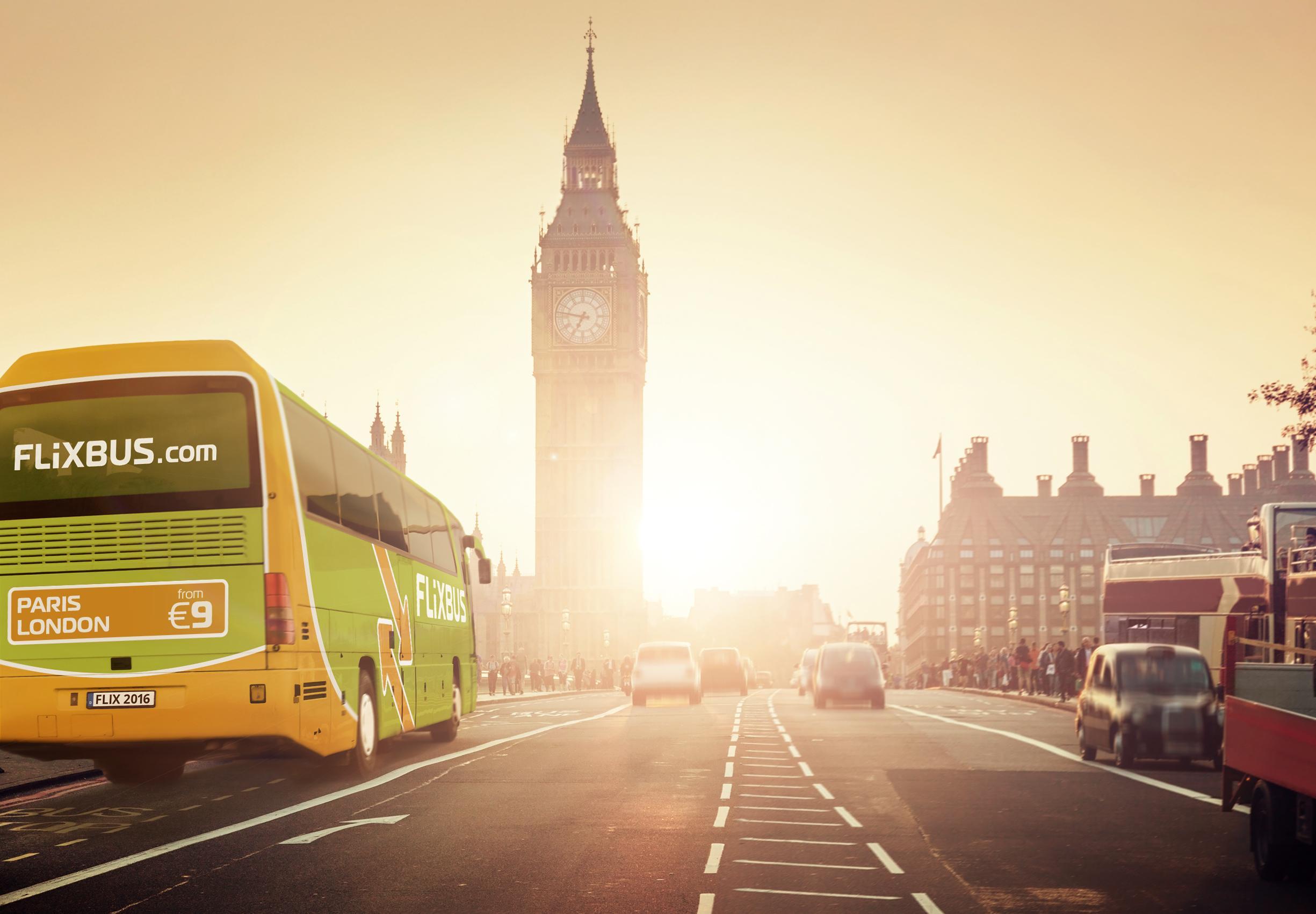Goedkoop een dagje weg met de Flixbus