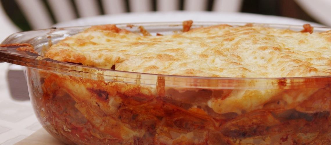 Budgetfood: lasagne