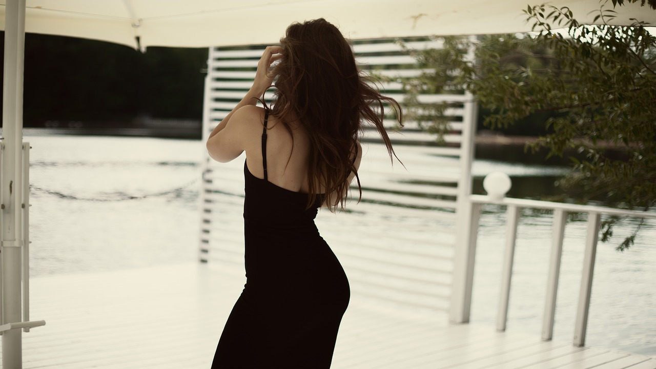 Lange jurken zijn heerlijk veelzijdig