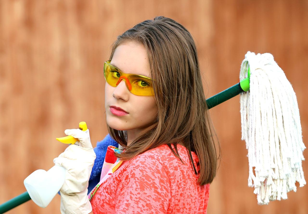 Verschillende schoonmaakmiddelen kun je gebruiken voor meerdere dingen