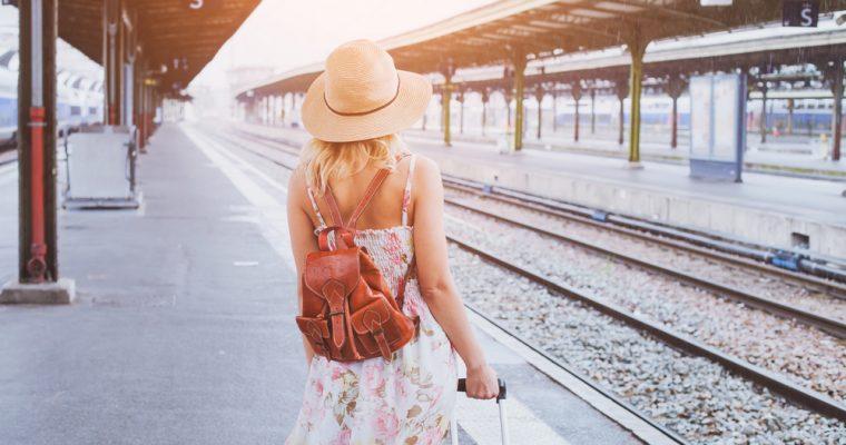Met de trein door Europa reizen