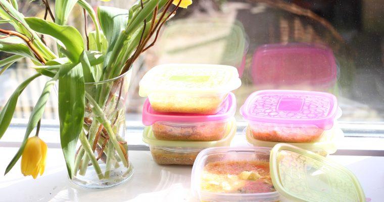 Gezonder en goedkoper eten met mealpreppen!