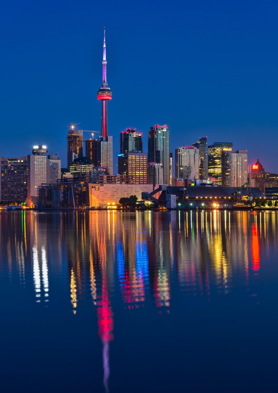 Wat dacht je van wonen en werken in Canada?
