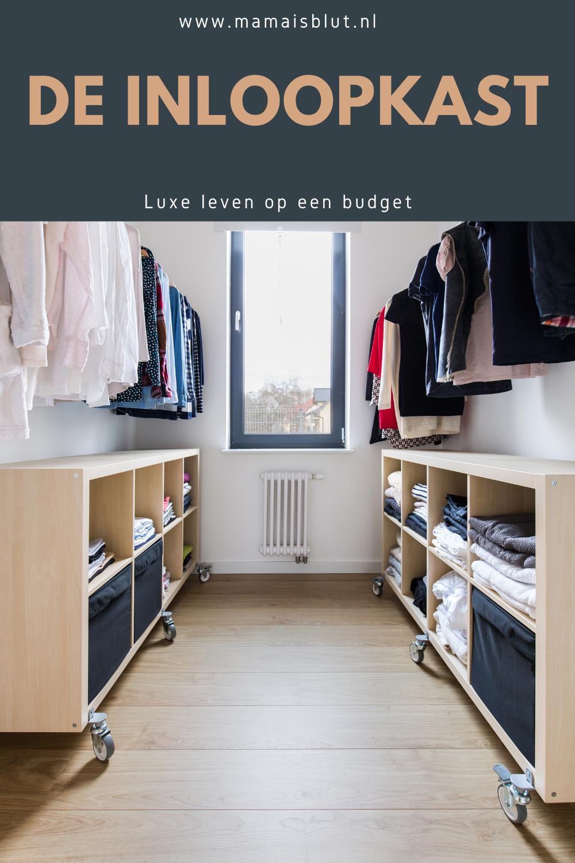 luxe leven op een budget: de inloopkast