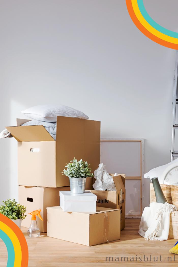 Verhuizen met de budgetvriendelijke tips