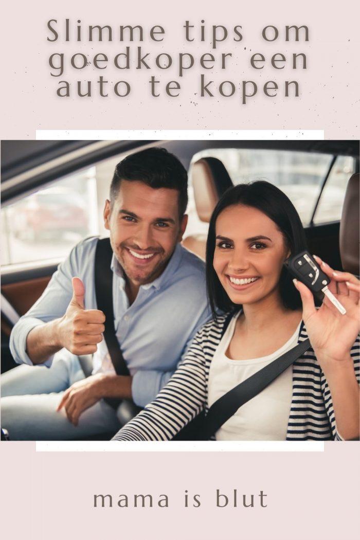 Slimme tips om goedkoper een auto te kopen 1